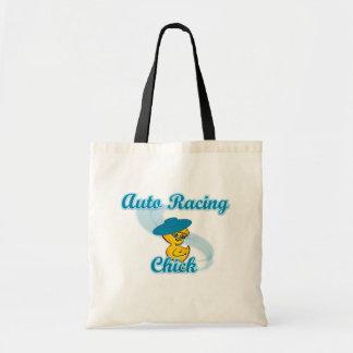 Auto Racing Chick #3 Canvas Bag