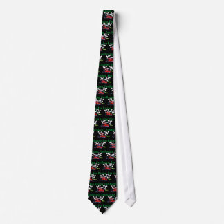 Auto Racing Lovers Gifts Tie