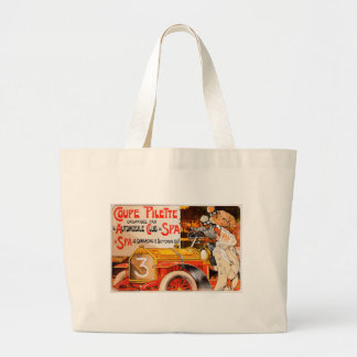 Auto Rally Race ~ Vintage Automobile Car Ad Bags