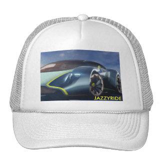 Auto Sport Style: Trucker Hat  100% polyester foam