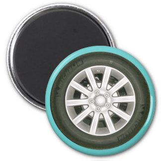 Auto Tire/Wheel Magnet