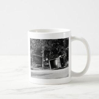 Auto Wreck, 1922 Basic White Mug