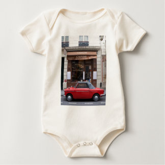 Autobianchi in Paris Baby Bodysuit