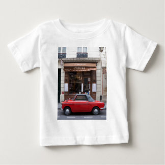 Autobianchi in Paris Baby T-Shirt