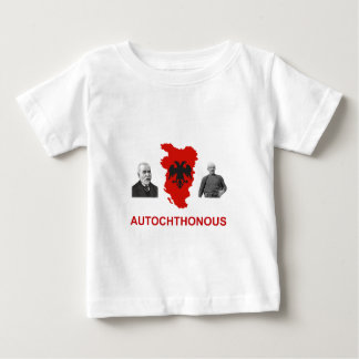Autochthonous Albania Baby T-Shirt
