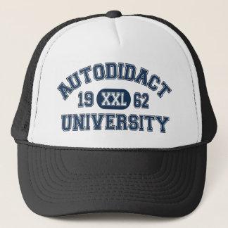 Autodidact University Athletic Cap
