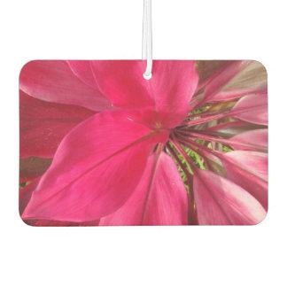 "Autoerfri ""pink Flower "" Car Air Freshener"