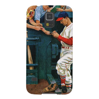 Autograph Session Case For Galaxy S5