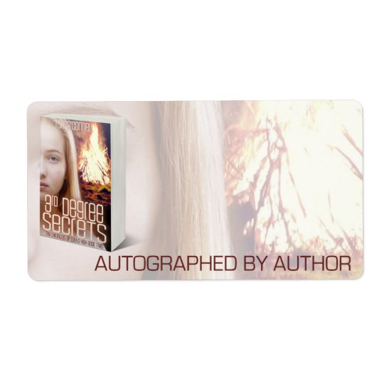 Autographed by Author for 3rd Degree Secrets