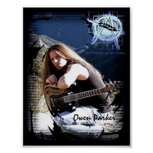 Autographed Libra Poster