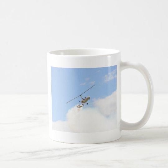 Autogyro In Flight Coffee Mug