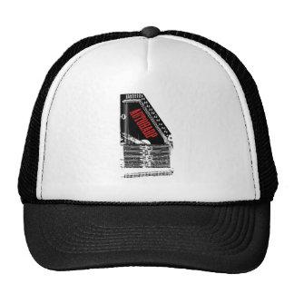 Autoharp Mesh Hats