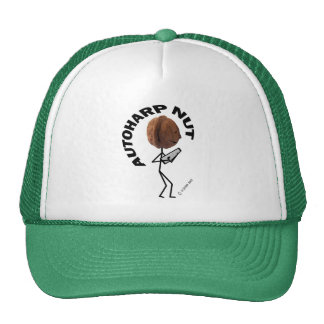 Autoharp Nut Hat