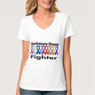 Autoimmune Disease FIGHTER T Shirts