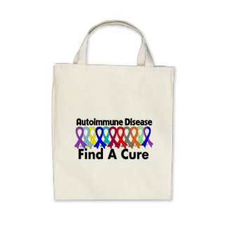 Autoimmune Disease Find A Cure Bag