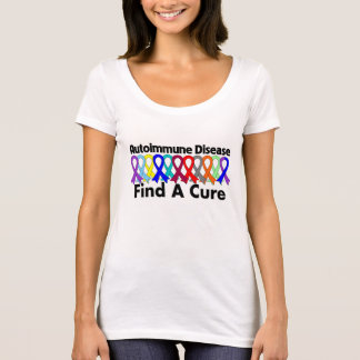 Autoimmune Disease Find A Cure T-Shirt