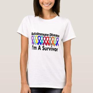 Autoimmune Disease I Am A Survivor T-Shirt