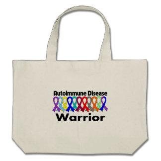 Autoimmune Disease Warrior Tote Bag