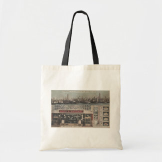 Automat Horn & Hardart Time Square New York, Vinta Tote Bags