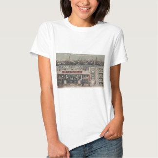 Automat Horn & Hardart Time Square New York, Vinta Shirts