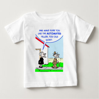 automated teller baby T-Shirt