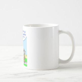 automated teller basic white mug