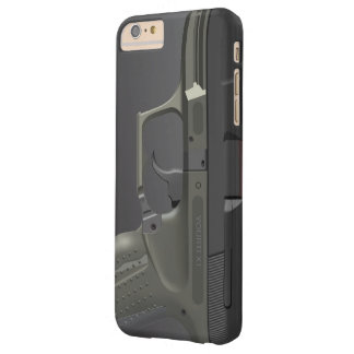 Automatic HandGun Barely There iPhone 6 Plus Case