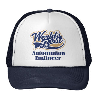 Automation Engineer Gift Cap