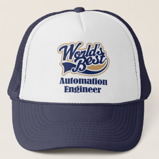 Automation Engineer Gift Trucker Hat