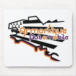 Automobile Armorique mouse mat