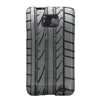 Automobile Car Tire Case Cover Galaxy SII Case