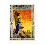 Automobile Club de France 1899 Post Cards