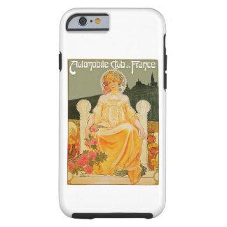 Automobile Club de France Tough iPhone 6 Case