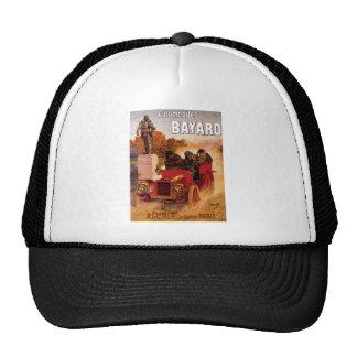 Automobiles Bayard Mesh Hats