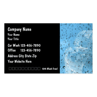 Automotive Business Cards 2