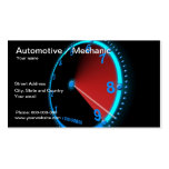 Automotive / Mechanic business card