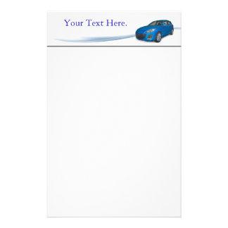 Automotive Stationery