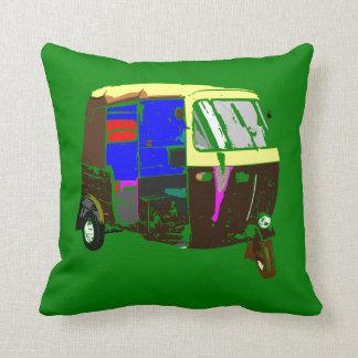 AutoRickshaw Pillow