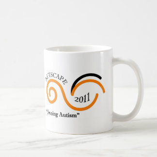 Autscape 2011 coffee mug