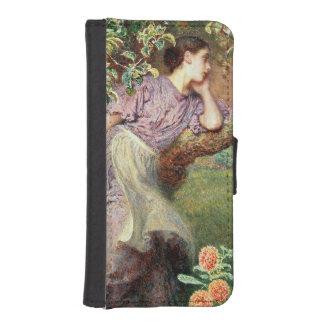 Autumn, 1865 iPhone SE/5/5s wallet case