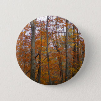Autumn 6 Cm Round Badge