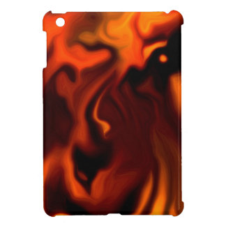 Autumn abstract cover for the iPad mini