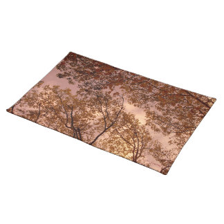 'Autumn Abstract' Placemat