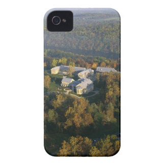 AUTUMN AERIAL OF THE NATIONAL CONSERVATION TRAININ iPhone 4 Case-Mate CASES