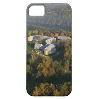 AUTUMN AERIAL OF THE NATIONAL CONSERVATION TRAININ iPhone 5 CASES