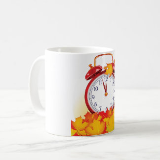 Autumn Alarm Clock Mug