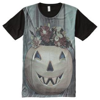 Autumn and Halloween t shirt All-Over Print T-Shirt