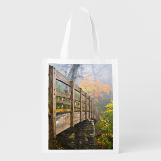 Autumn Appalachian Hiking Trail Market Totes