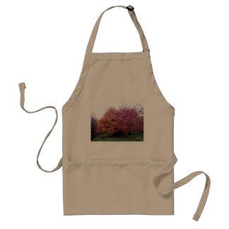 Autumn apron