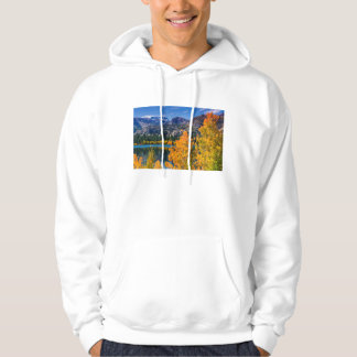 Autumn around June Lake, California Hoodie